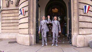 Quatre mariages pour une lune de miel : pour la première fois, un couple gay participe au programme