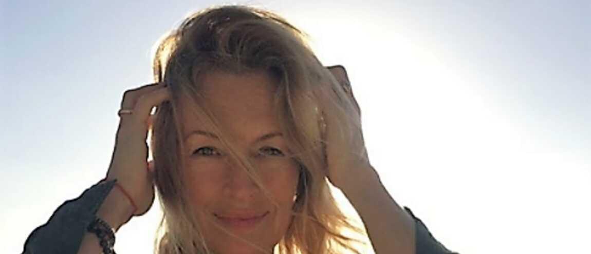 L Adorable Message D Estelle Lefebure A Sa Fille Ilona Smet Pour Son