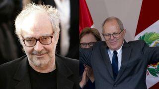 Insolite : Jean-Luc Godard a un cousin...et il est président du Pérou !