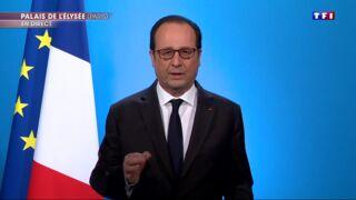Sur quelle chaîne l'allocution de François Hollande a-t-elle été le plus suivie ? (CHIFFRES)