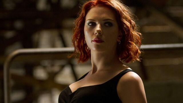 L'actrice du dimanche : Scarlett Johansson, Veuve noire sexy dans Avengers (42 PHOTOS)