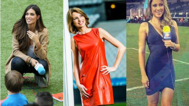 Coupe du monde : les journalistes les plus sexy (PHOTOS)