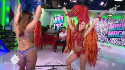 La danse ultra sexy de Gyselle Soares dans le Mad Mag ! (VIDEO)