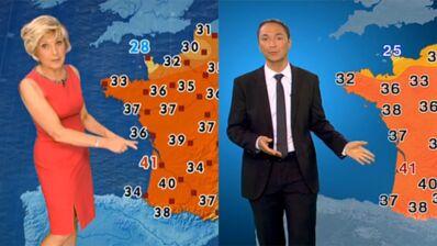 Canicule : quelle chaîne a été la plus fiable dans ses bulletins météo, TF1 ou France 2 ?
