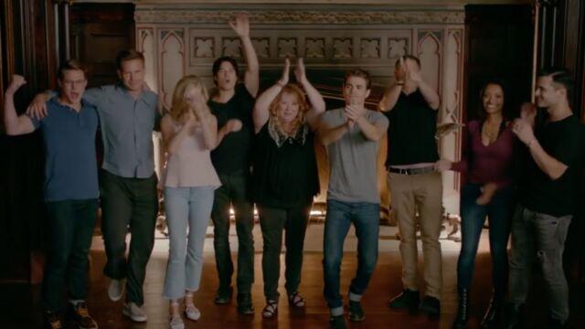 Officiel : Vampire Diaries s'arrêtera après la saison 8