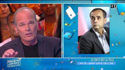 """Laurent Baffie à propos de Robert Ménard : """"J'ai vraiment l'impression d'avoir été violé par ce mec"""" (VIDEO)"""