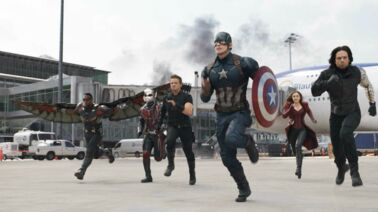 Captain America Civil War (TF1) : on a rencontré Chris Evans et sa team (VIDÉO)