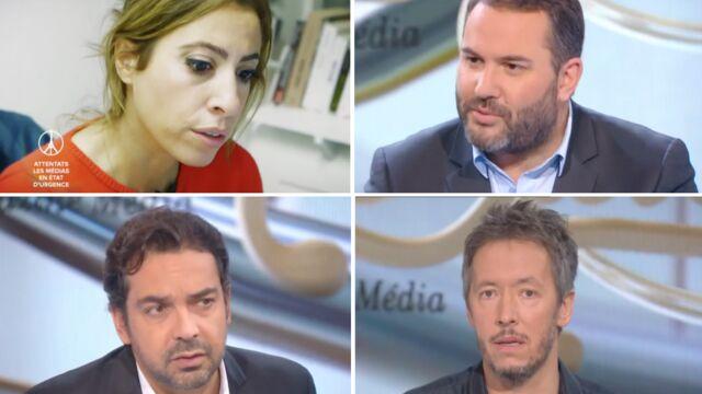 Bruce Toussaint, Patrick Cohen, Léa Salamé, Jean-Luc Lemoine… marqués par les attentats (VIDÉOS)