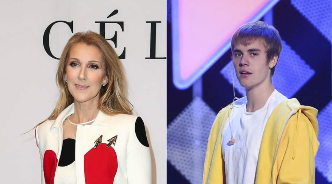 Tabernacle ! Céline Dion et Justin Bieber descendent d'un même couple français installé au Canada au 17e siècle.