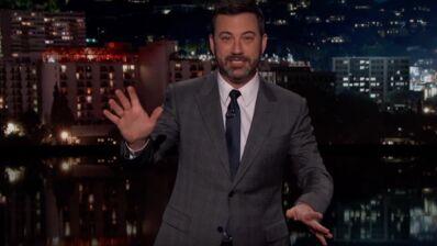 Jimmy Kimmel s'exprime pour la première fois sur la bourde des Oscars (VIDEO)