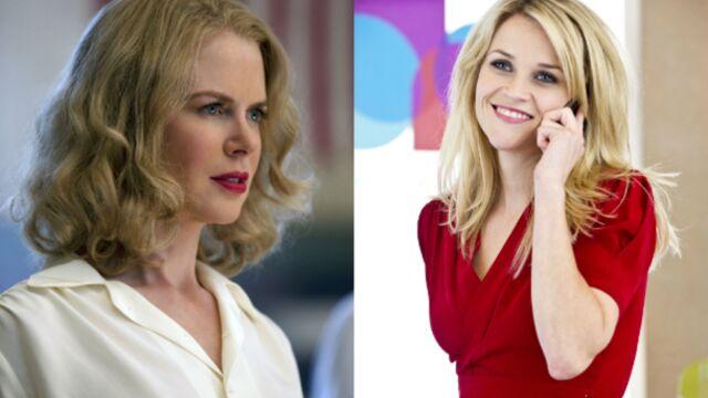 Nicole Kidman et Reese Witherspoon stars d'une série: c'est fait !