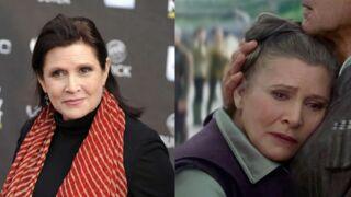 Star Wars - Le Réveil de la Force : Carrie Fisher a perdu 16 kilos pour reprendre le rôle de Leia