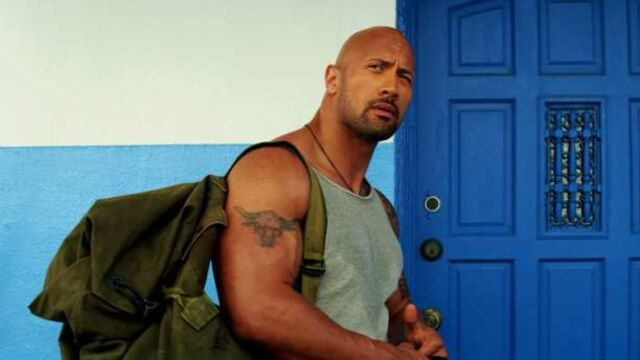 Dwayne Johnson, héros musclé de No Pain No Gain (PHOTOS)