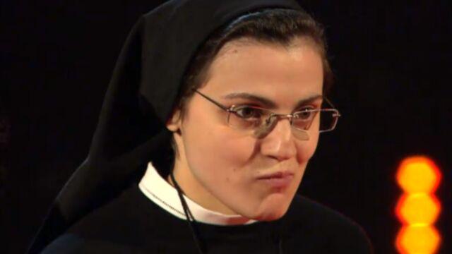 The Voice Italie : Sœur Cristina crée encore le buzz (VIDÉO)
