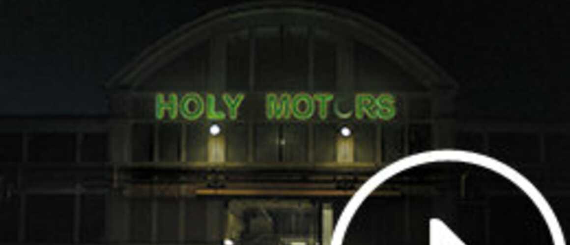 holy motors si vous n 39 avez pas compris le film on vous donne nos explications. Black Bedroom Furniture Sets. Home Design Ideas