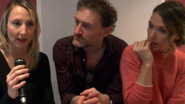 """Audrey Lamy : """"Je n'ai pas fait que Scènes de ménages"""" (VIDEO)"""