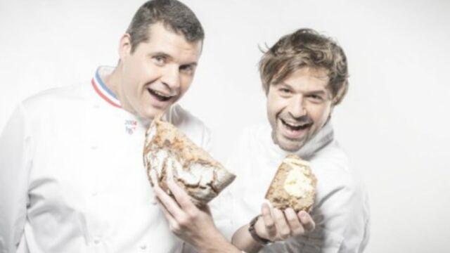 La Meilleure Boulangerie de France (M6) : qui sont Gontran Cherrier et Bruno Cormerais ? (VIDEO)
