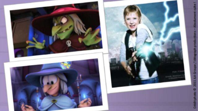 Dorothée prête sa voix à une sorcière dans Garfield (VIDEO)