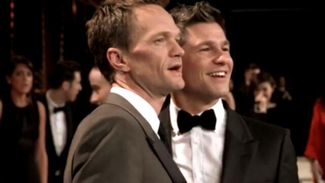 Neil Patrick Harris et son mari vont jouer dans American Horror Story (VIDEO)