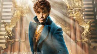 Les Animaux Fantastiques : Eddie Redmayne dévoile son look de sorcier dans le film dérivé d'Harry Potter (PHOTO)