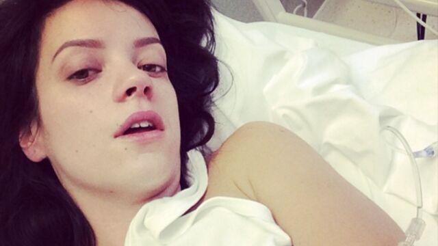 Lily Allen : hospitalisée, la star renonce à The Voice