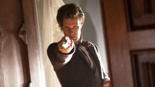 Matt Smith arrête Doctor Who