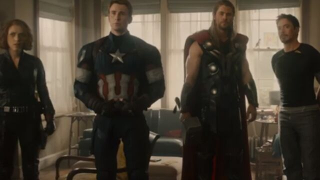 Nouvelle bande-annonce en acier trempé pour Avengers : l'ère d'Ultron (VIDEO)