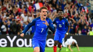 Euro 2016 : Antoine Griezmann, la star des Bleus, a aussi sa chanson