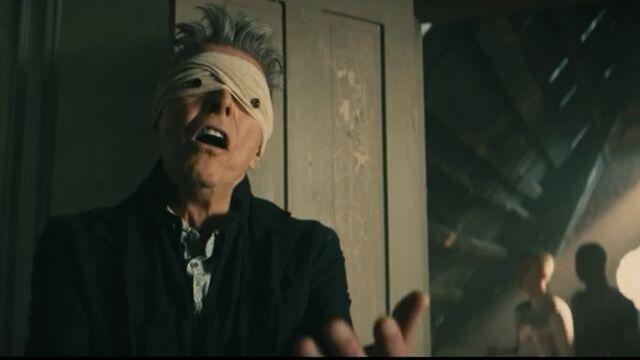 Le clip de la semaine : l'étrange et fascinant Blackstar de David Bowie (VIDEO)