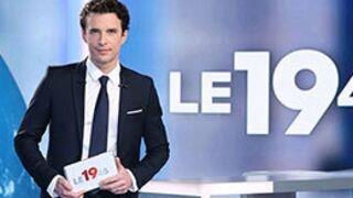 """François-Xavier Ménage (Capital, le 19.45) : """"J'avoue que le direct me manque parfois"""""""