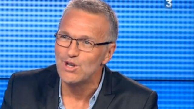 Laurent Ruquier regrette d'avoir voté pour François Hollande en mai 2012 (VIDÉO)