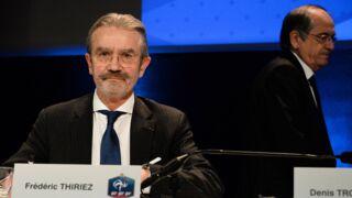 Football : Frédéric Thiriez lâche la présidence de la Ligue de Football Professionnel (LFP)