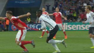 Euro 2016 vu de Twitter : quand les maillots de foot sont les vraies stars du match Suisse/France