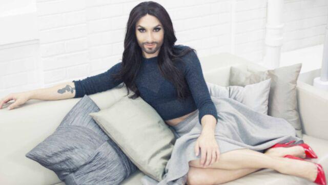 Conchita Wurst sort enfin son album (VIDEO)