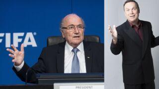 FIFA/Questions pour un champion : Sepp Blatter regrette Julien Lepers !