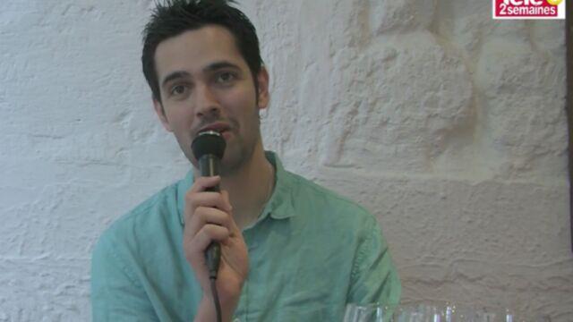 The Voice : Yoann Fréget chante la bande originale de sa vie (VIDEO)
