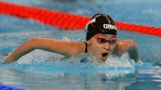 Natation : à 10 ans, elle est la plus jeune athlète à participer aux championnats du monde
