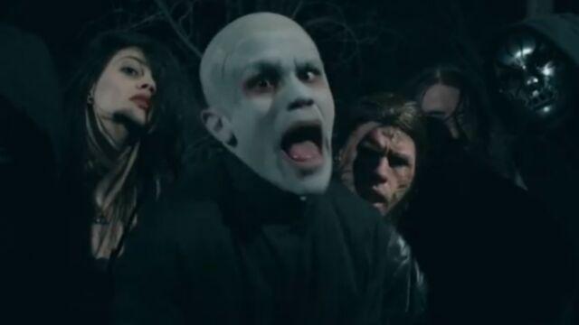 Harry Potter : la parodie hilarante de Uptown Funk par Voldemort (VIDEO)