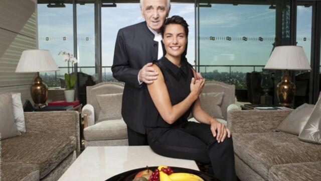 Aznavour et Alessandra Sublet de retour en 2013