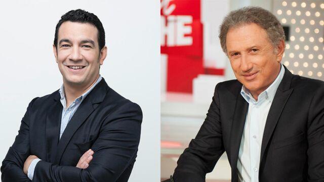 France 2 : des divertissements bientôt co-présentés par Michel Drucker et Thomas Thouroude ?