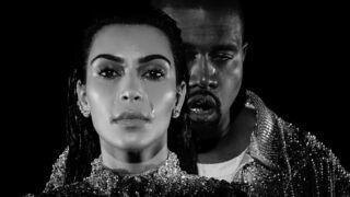 Kanye West fait pleurer Kim Kardashian dans Wolves (VIDÉO)