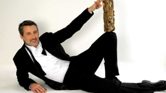 Césars 2014 : Antoine de Caunes s'y recolle