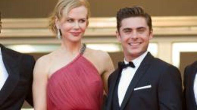 Nicole Kidman et Zac Efron, le duo qui affole les marches
