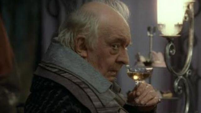 DÉCÈS – Harry Potter en deuil après la mort de David Ryall