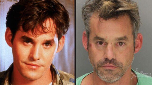 Nicholas Brendon (Buffy) encore arrêté par la police !