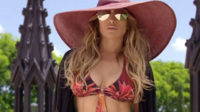 Le clip de la semaine : Jennifer Lopez allumeuse dans Back It Up (VIDEO)