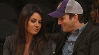 Ashton Kutcher et Mila Kunis : le mariage, c'est pour bientôt !