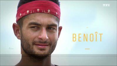 Benoît (Koh-Lanta, L'île au trésor), mal à l'aise en revoyant son coup de fil à son ex-petite amie ? Il répond