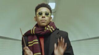 Il rappe sur la musique d'Harry Potter et le résultat est génial (VIDEO)