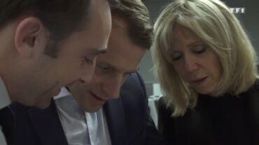 Emmanuel Macron Les Coulisses D Une Victoire Tele Loisirs